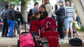 Streit um Flüchtlingsverteilung: Freiwillige Zusagen einiger EU-Länder reichen nicht aus