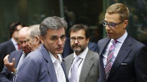 Entscheidung liegt bei Staatschefs: Diese Reform-Nachbesserungen soll Athen vornehmen