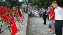 Nach Massaker in Norwegen: Oslo will Breivik-Kleidung ausstellen