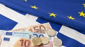 Szenarien der Griechenlandrettung: Euro-Finanzminister beraten Brückenfinanzierung