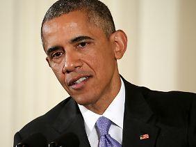 Obama geht es auch um sein Bild in den Geschichtsbüchern.