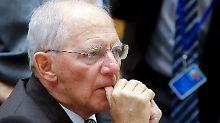 Grexit auf Zeit: Schäubles Vorschlag ist keine Pistole mehr