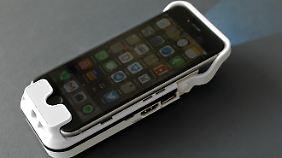 Der i60 ist speziell für das iPhone 6 gemacht.