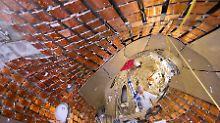 """Fusionsanlage im Test: """"Wendelstein 7-X"""" erzeugt Magnetfeld"""