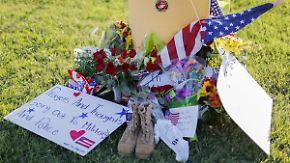 Terroristisches Motiv vermutet: Attentäter erschießt vier US-Soldaten in Tennessee