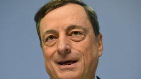 """Draghi zu Ela-Notkrediten: Griechische Euro-Mitgliedschaft wurde """"nie in Frage gestellt"""""""
