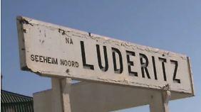 Lüderitz oder ǃNamiǂNûs?: Namibia entledigt sich seiner kolonialen Geschichte