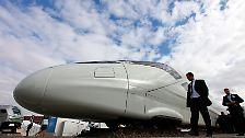 Ferraris auf Schienen: Mit Highspeed in die Bahn-Zukunft