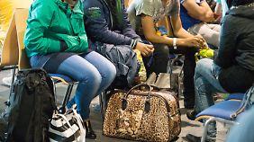CSU heizt Asyldebatte an: Bayern will Aufnahmelager für Balkan-Flüchtlinge einrichten
