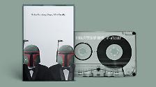 "Taylor Sith & Lady Jar Jar: ""Star Wars"" erobert Platten-Cover"