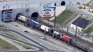 Thema: Eurotunnel