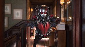 Kleiner Held ganz groß: Ant-Man punktet mit Witz und Action