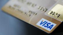 Anleger feiern nachbörslich: Visa sticht AmEx aus