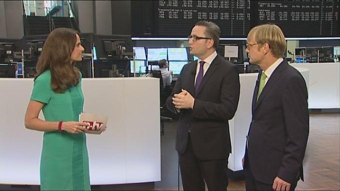 n-tv Zertifikate Talk: Weg frei für den Dax?