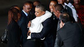 """Auf den Spuren der Vorfahren: Kenia begrüßt """"Heimkehrer"""" Barack Obama"""