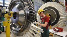Siemens-Turbinen für die Krim: EU sanktioniert russische Firmen