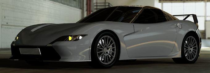 Optisch löst sich der V88 von seinem Vorgänger V77. Moderner und kantiger kommt der Sachsen-Renner daher.