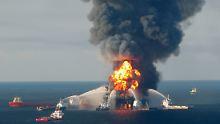 Statoil überrascht: BP muss weiter für Öl-Katastrophe bluten