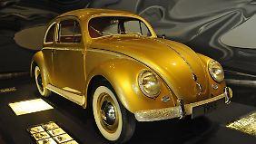 Weltgrößter Autobauer: VW schnappt Toyota die Goldmedaille weg