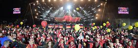 2300 Athleten zu Gast in Berlin: Jüdische Sportler feiern Makkabi-Spiele
