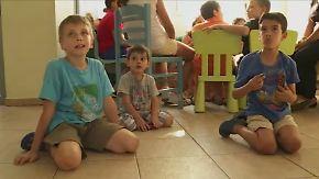 Die bitteren Folgen der Krise: Griechische Eltern geben ihre Kinder im Heim ab