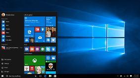 Der Desktop ist zurück: Was Windows 10 alles kann