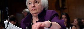 Wann kommt die Wende?: Fed lässt Leitzins unverändert
