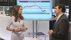 n-tv Zertifikate: Der Euro auf dem Weg zur Dollar-Parität?