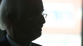 Netzpolitik.org-Affäre: Maas schmeißt Generalbundesanwalt Range raus