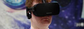 VR-Brille für 200 Dollar: Kabellose Oculus Rift ist im Anmarsch