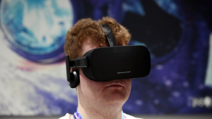 Die kabellose VR-Brille soll noch dieses Jahr vorgestellt werden.