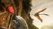 """""""Es wird ein riesiges Geschäft"""": Wie Virtual Reality die Gamescom begeistert"""