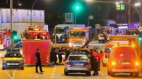 Ätzende Gaswolke über Hamburg: Chemieunfall löst Großeinsatz bei Feuerwehr aus