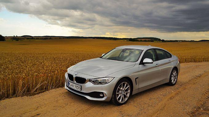 Die eleganteste und sportlichste Art eine 3er BMW zu fahren ist in das 4er Gran Coupé zu steigen.
