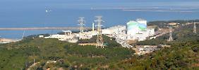 Rückkehr zur Kernkraft: Japan fährt Atomreaktor wieder hoch