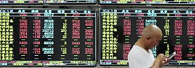 Gigantisches staatliches Depot: Diese chinesischen Aktien kauft Peking