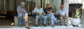 Länge ist nicht alles: Griechen machen später Schluss
