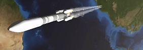 Europas neues Weltraum-Lastentier: ESA bestellt Trägerraketen