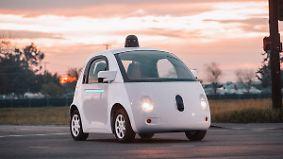 Tüfteln am Wagen der Zukunft: Deutsche Autobauer rüsten sich gegen Silicon Valley