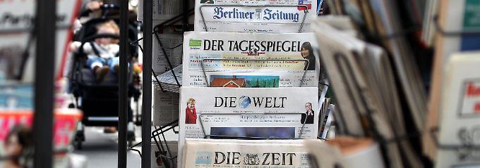 """Pressestimmen zum Brexit: """"Europa muss neu gebaut werden"""""""