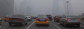 Tod durch Luftverschmutzung: Smog tötet täglich 4000 Chinesen