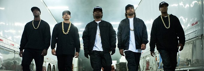"""Fuck tha Police"": Wie N.W.A. den Gangster-Rap erfanden"