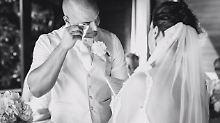 """Ex-""""Bachelor"""" ist verheiratet: Christian Tews zeigt Hochzeitsfotos"""