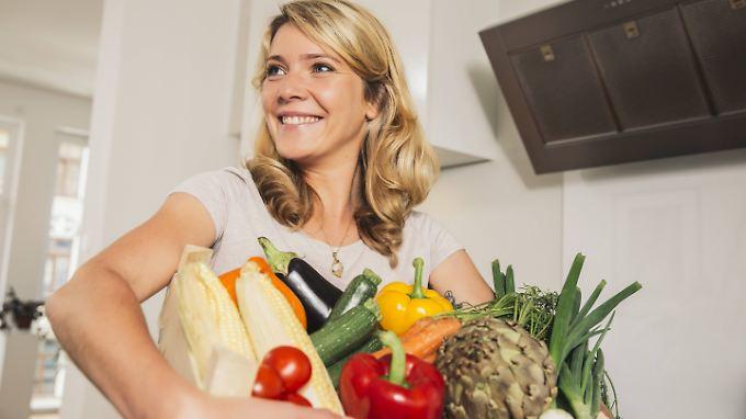Gemüse gelten als gesunde Lebensmittel.