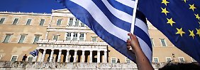 Kein Geld ohne Reformen bis Herbst: Merkel warnt Athen vor Wortbruch
