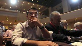 Nach Tsipras' Rücktritt: Linker Syriza-Flügel spaltet sich ab