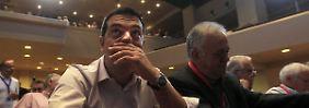 Nea Dimokratia holt auf: Tsipras' Vorsprung schmilzt deutlich