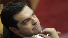 Held oder Heuchler?: Griechen streiten über Alexis Tsipras' Schachzug