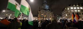 Warum gerade Sachsen?: Viel Heimat, wenig Halt