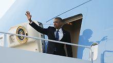 Trägt noch bis Ende 2016 die Verantwortung für den US-Staatshaushalt: Barack Obama